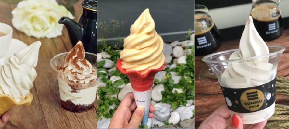 提拉米蘇、鐵觀音強勢回歸!網友熱議20大全家霜淇淋你吃過沒