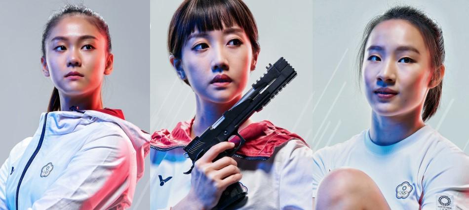 猛到讓人好心動、全台大喊「我愛妳」!盤點20大「美萌帥颯」台灣奧運女神