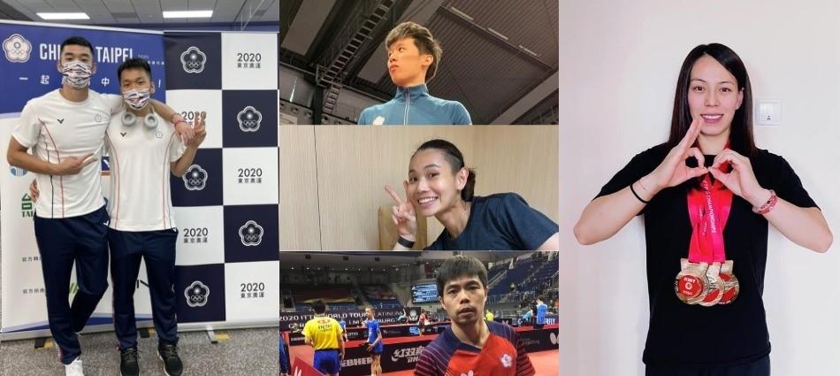 賽場外的努力與溫暖!十大台灣「東奧選手」溫馨故事賺人熱淚