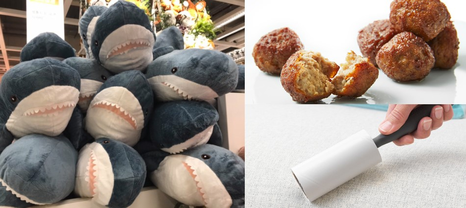 鯊鯊魅力狂勝雞翅、肉丸!IKEA 10大網友熱議「拿了就走」爆紅小物 你買過哪幾項?