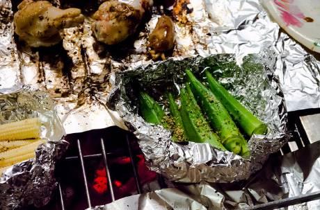 沒烤肉攤不用難過!網友發起「線上烤肉」近萬人響應!