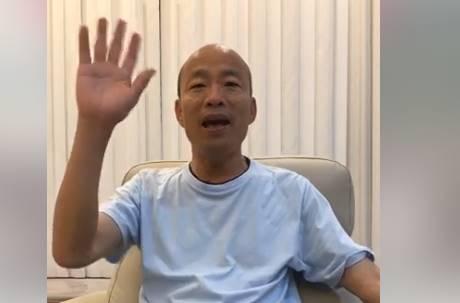 韓國瑜選後直播「擠爆10萬韓粉」 揭密蔡英文1分鐘致電內容