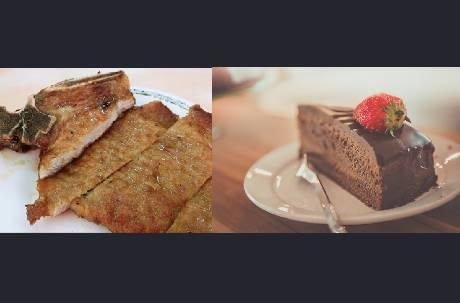 吃一樣熱量的排骨飯和蛋糕 哪一個比較胖? 醫生來解答