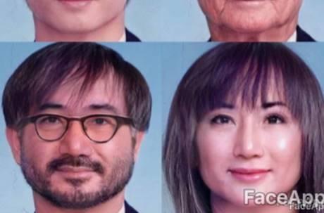 網風靡「變臉相機」王金平也愛玩...成果網笑翻:請問是Selina?