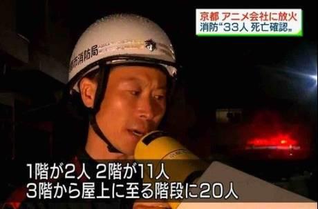 「京都動畫」縱火兇嫌曾有前科!4天前與鄰爆衝突還疑似做出死亡預告!
