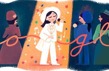 「帽子歌后」鳳飛飛66歲冥誕 多國Google首頁齊緬懷一代巨星