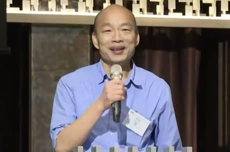 韓國瑜也懂「晶晶體」?演講中英交雜 網友:很庶People