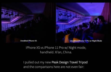 這個功能有沒有開差很多!iPhone11試用者大讚:根本最佳鏡頭