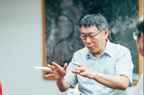 柯文哲是會考試的韓國瑜? 柯媽反擊:不打麻將不喝酒、唱歌跳舞…
