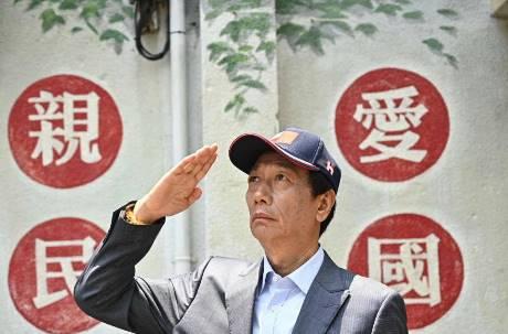 哀莫大於心死!郭台銘看完31大老聯合聲明 正式退出國民黨