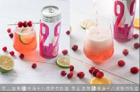 1111要來了!臺虎推夢幻系調酒「柯夢脫單」 粉紅泡泡超微醺~