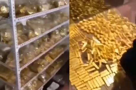 山西布政司的五千兩在他房裡!貪官被抄竟搜出「13.5噸黃金條」!