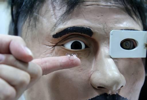 Google做不到交大做到了!團隊成功研發「智慧隱形眼鏡」