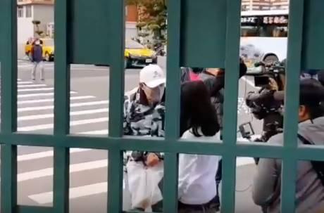 妳的外送到了!「馬大九」外送員脫口罩…全場暴動