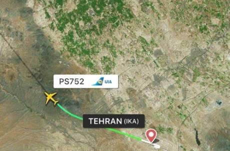 烏克蘭航空墜毀伊朗 機上170人全數罹難