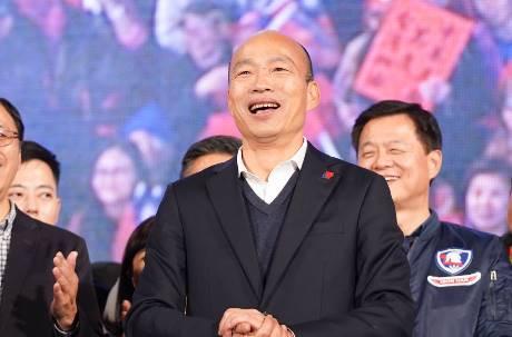 「黨主席非目標」韓國瑜深夜發文吐心聲 強調:補助款一毛不拿