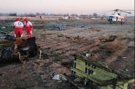伊朗承認「誤擊」烏克蘭客機!懺悔聲明:將依法處理