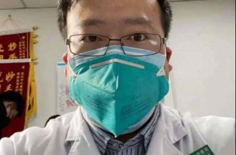 率先揭露疫情卻遭迫害!中國醫師李文亮病逝 WHO發文哀悼