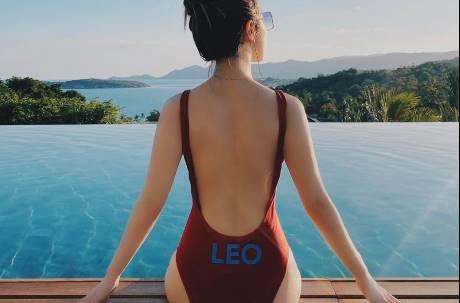 鄧紫棋「大挖背」泳衣曝光…粉絲喊:這背影可以!