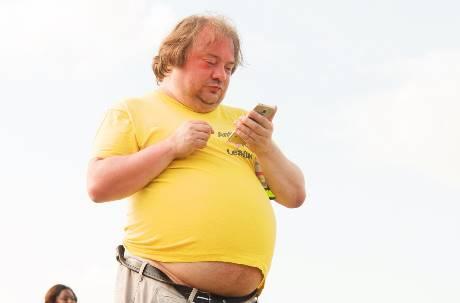 過胖要小心!英國健保署調查:超過7成重症確診都過度肥胖