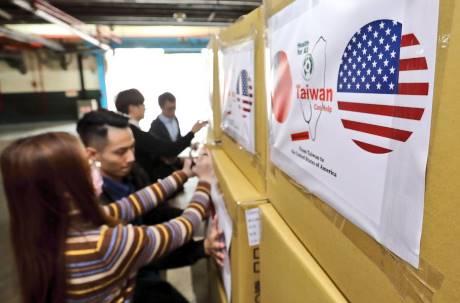 感謝台灣捐百萬口罩 美國國務卿大讚:是世界的楷模
