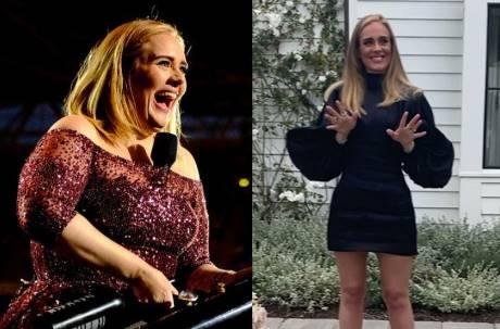 Adele爆瘦全球傻眼 超狂對比讓網友直呼「是英國連勝文?」