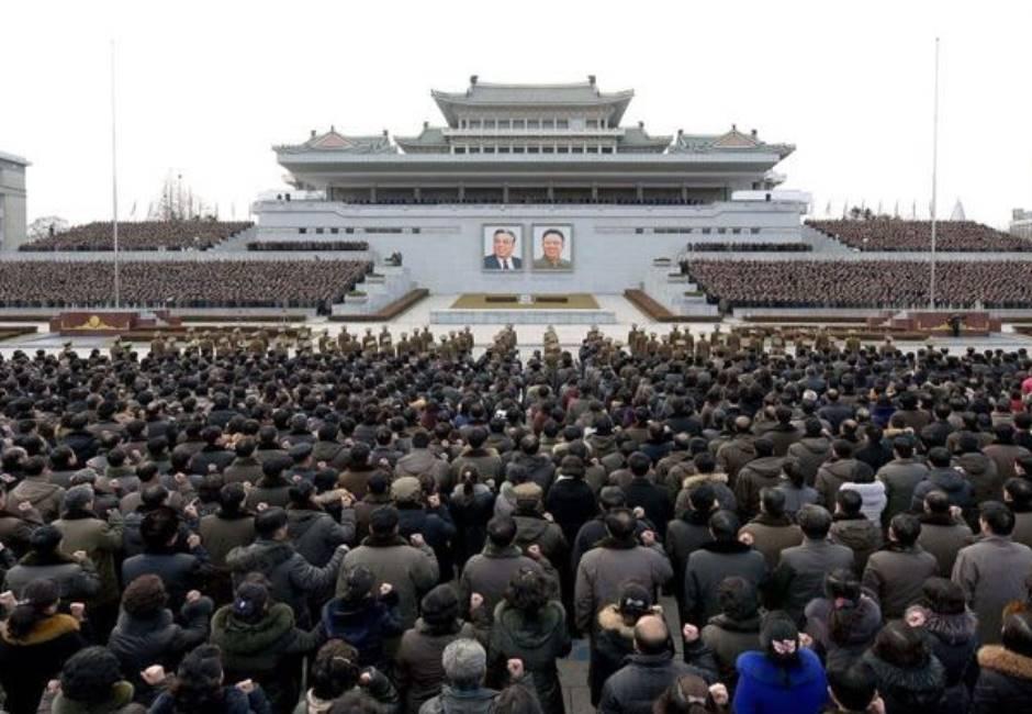 又死了?北韓金日成廣場兩肖像、雕像遭移除 專家研判:金正恩可能已經過世