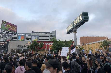 美國示威暴動變調!中國留學生遭逮坦承:有人指使煽動