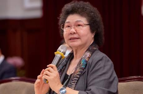 陳菊獲提名監察院長 待立法院通過將「註銷黨籍」