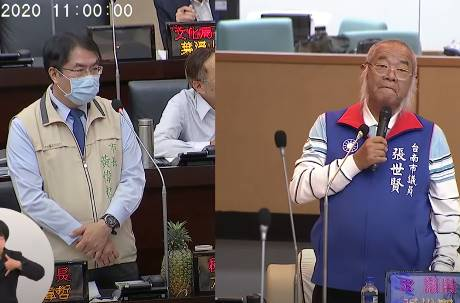 我們一起學貓叫?台南市議員質詢超專業仿公、母貓叫聲全場傻眼