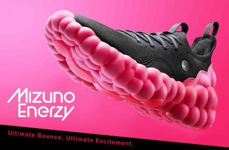 日鞋商美津濃推「超彈跳」特殊鞋款⋯鄉民一看造型全被噁崩潰:根本福壽螺鞋!