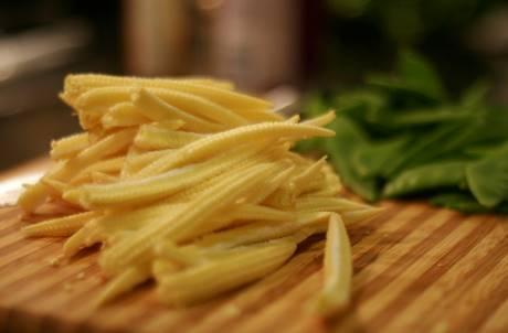不是穀類也不是筍類!營養師揭玉米筍身世之迷 網友驚:長知識了