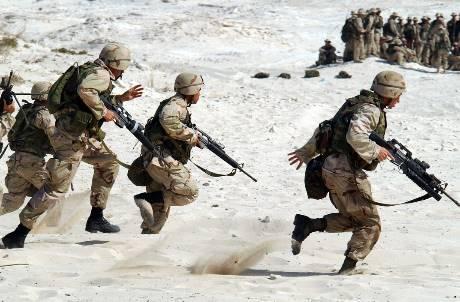 當兵哪種個人裝備最噁心?網友淚推這個:翻過來都是黑的
