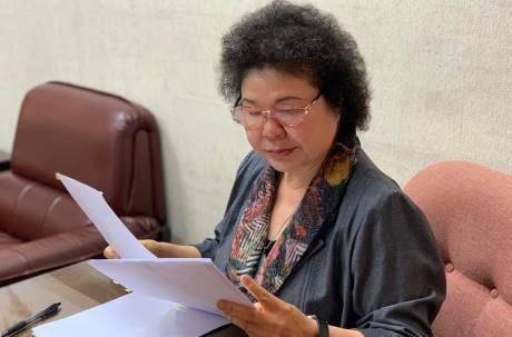 「監察院人事案」水球混戰中通過!過半同意陳菊出任院長