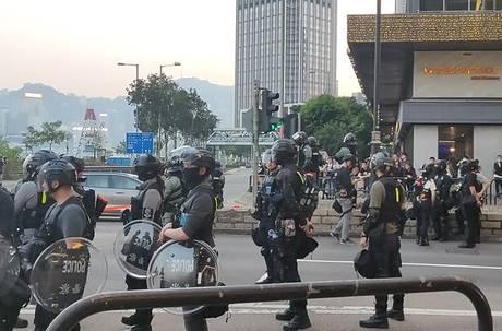 回應港版國安法 美國眾議院通過「香港自治法案」