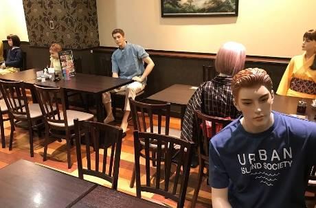 確診飆破3萬!日本餐廳卻滿滿「人潮」 網友嚇傻一看:是麥奇一家