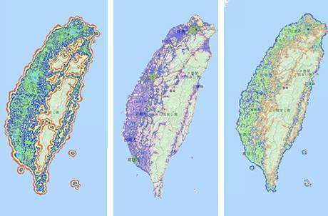 電信三雄5G覆蓋率地圖出爐!這些地區都沒訊號 各家優缺點一次看