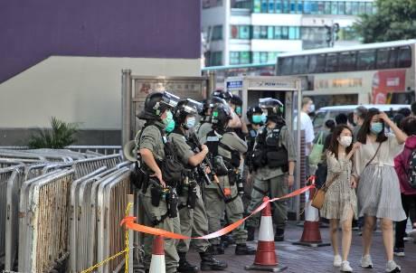 香港國安法管很大!台獨、外國人都可能被判刑 連「不在港犯案」也會被逮