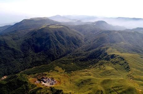 台灣驚現「可能噴發」2公里火山通道 網友歪樓想建案:火山景第一排