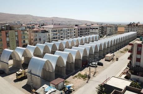 土耳其邊境現「台灣中心」!台灣設計、出資人道協助土敘難民 市長大讚:瘋狂建築