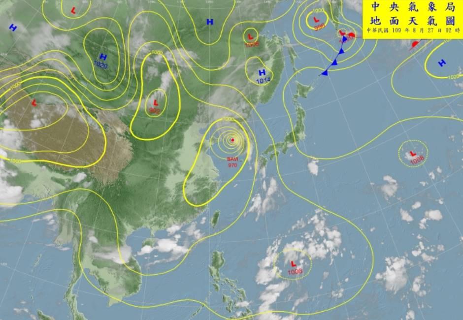 第九號颱風梅莎最快周六形成 鄭明典:太強了,不歡迎