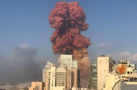 貝魯特大爆炸原因曝光 市中心藏6年炸藥官方證實是「意外」