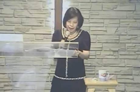 曾因「燒毀同性戀的網羅」爆紅 牧師郭美江乳癌病逝享壽67歲