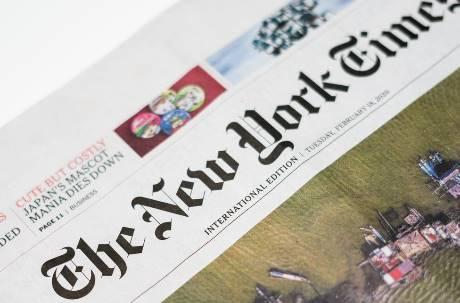 中國「大外宣」踢鐵板!《紐約時報》捨棄百萬廣告費撤下中國共宣業配文
