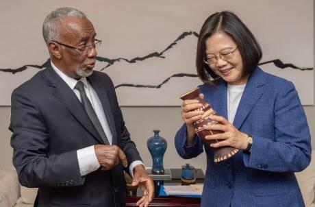 傳中方拿援助「交換」切割台灣 遭索馬利蘭總統拒絕:努力加強對台外交