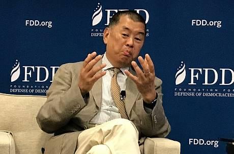 違反香港國安法!黎智英父子因「勾結外國勢力」被捕