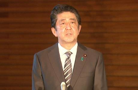 安倍晉三正式宣布請辭日本首相!身體狀況亮紅燈 暫放職務專心休養