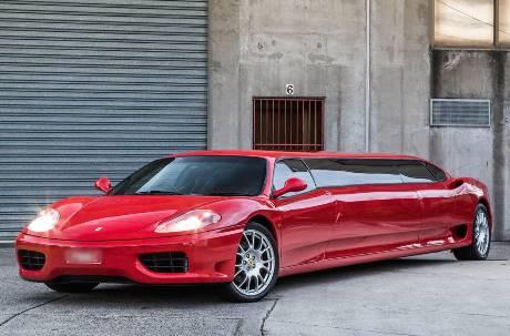 沒P圖!法拉利「加長版」禮車出售價超驚人 同時打破2項金氏世界紀錄