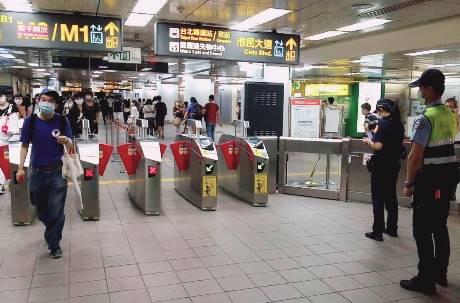 北捷「坐霸王車」人數暴增13倍!各站違規量曝光 高運量車站成「逃票天堂」