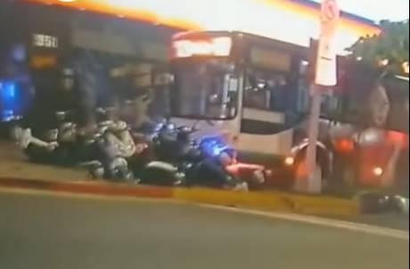 內湖公車司機打瞌睡釀1死1傷 客運公司強調「無過勞」